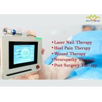 Wholesale 15 Watts Podiatry Laser Removal Machine For Heel Pain Therapy 980nm Wavelength from china suppliers