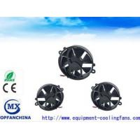 Wholesale Super Mini Round IP57 DC Axial Fans / Laptop Cooling Fans High Speed Heat Resiatant from china suppliers