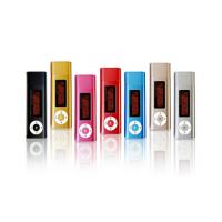 Wholesale 2GB FM Refined exterior design OLED Screen MP3 player with Voice recording function from china suppliers