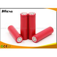 Wholesale Sanyo UR18650A 18650 2600mAh 3.7v Red 18650 Lithium Ion Batteries from china suppliers