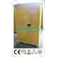 Wholesale Manual Close Door Safety Cabinets For Flammables And Combustibles In Yellow from china suppliers