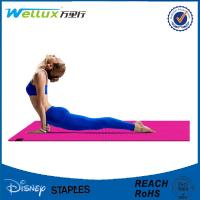 Wholesale Rubber 4mm Thickness Custom Yoga Mats Oversized Cute Kids Yoga Exercise Mat from china suppliers