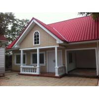 Wholesale light steel prefab house villa, new trend of the light steel villa from china suppliers