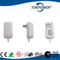 Wholesale 12v 24v AC DC 6W Wall Mount Power Adapter High Frequency power supply for Electric Device EN 60601 from china suppliers