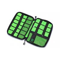 Wholesale Nylon Travel Storage Bags / Cable Electronics Travel Organizer Bag from china suppliers