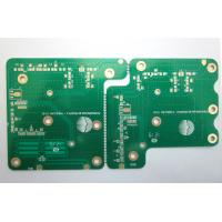 Buy cheap White Silkscreen Double Sided PCB Board Gold Plating With Finished Copper 1 OZ from wholesalers