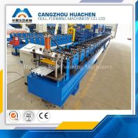 Wholesale Roof Door Wall Panel Roll Forming Machine 25m/Min With CE Certificate from china suppliers