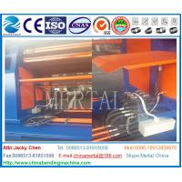 Wholesale Four Rollers W12s-25X2500 Steel Plate Hydraulic Rolling and Bending  Forming Machine from china suppliers