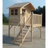 Wholesale Garden Shed/House, Made of Solid Wood Material from china suppliers