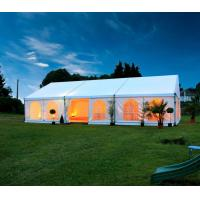 Wholesale Clear Span Marquee Wedding Tent For Elegant Celebration Activity Event TUV from china suppliers
