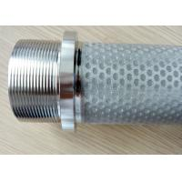 Wholesale Dust collector SS sintered cloth filter cartridge filter elements from china suppliers