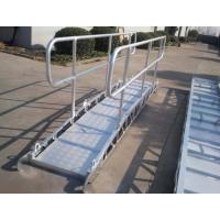Quality Marine Aluminium gangway Ladders for sale