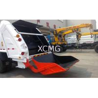 Wholesale 12Tons Custom Detachable Rubbish Compactor Truck Special Purpose Vehicles from china suppliers