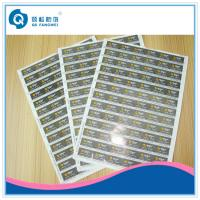 Wholesale Printed Self Adhesive Labels , Household / Industry / Chemicals Stickers from china suppliers