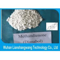 Wholesale Bodybuilding Oral Anabolic Steroids CAS 72-63-9 Dianabol Supplement Dbol Methandienone Powder from china suppliers