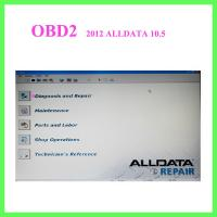 Wholesale 2012 ALLDATA 10.5 from china suppliers
