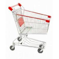 Wholesale 100 Liters Supermarket Shopping Trolley (MJYI-100D5) from china suppliers