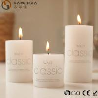 Wholesale Wax Flameless Electronic White Burning Candle / LED Candle Light from china suppliers