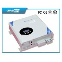 Wholesale Silent 5Kva off grid solar inverter with mppt controller for solar system from china suppliers