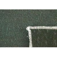 Buy cheap Soft Textile Patten Solid Wool Twill Fabric Fleece Hand Feel Material from wholesalers