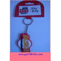 Wholesale custom promotion gift rubber plastic keytag from china suppliers