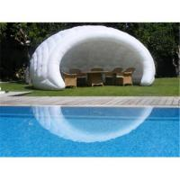 Wholesale Commercial Durable PVC Tarpaulin Tent / Inflatable Dome Party Tents from china suppliers