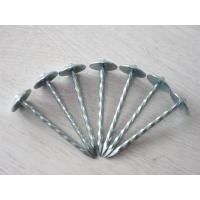 Wholesale Galvanized Umbreall Head Roofing Nail  from china suppliers