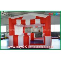 Wholesale Red And White 210 D Oxford Cloth Inflatable Bounce For Children from china suppliers
