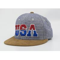 Wholesale Fashion Colorful Snapback Acrylic Baseball Caps 3D Embroidery With Metal Buckle from china suppliers