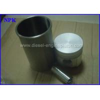 Wholesale 3T84 Yanmar Cylinder Liner / Engine Cylinder Sleeves 129350 - 01100 from china suppliers