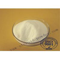 Wholesale Male Muscle Gain Raw Testosterone Acetate Powder , white Natural Oral Steroids from china suppliers
