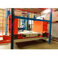 Wholesale High Density Automatic Storage System , CNC Heavy Duty Pallet Racking System from china suppliers