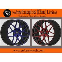 Buy cheap Susha Wheels-Standard Finishes Blue Forged Wheels 8.5 - 12 Inch Width Forged Alloy Wheels from wholesalers