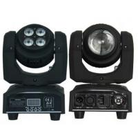 Wholesale Endless Rotation Wash LED Stage Light / LED Disco Lighting Two Face 4 * 10W from china suppliers