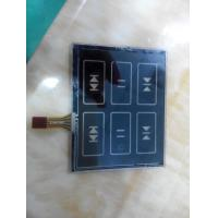"Wholesale 4"" Waterproof Membrane Touch Switch Panel from china suppliers"