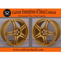 Buy cheap Bronze Forged Wheels Aluminum 19 inch Silver Finish Alloy Wheels For Automobiles from wholesalers