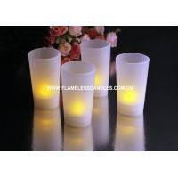 Wholesale LED Artificial Candle Light Flickering Flameless Votive Candles with Battery Powered from china suppliers