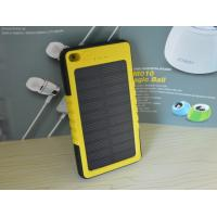 Wholesale Polysilicon Solar Energy Power Bank , Waterproof Solar Battery Charger from china suppliers