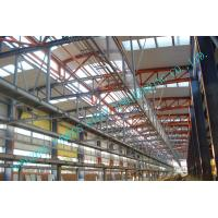 Wholesale Custom Lightweight / Hot Dip Galvanized Pre-engineered Building For Space Frames from china suppliers