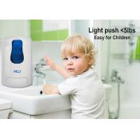 Wholesale Robust Plastic Liquid Kids Hand Soap Dispenser Waterproof With 1L Catridge from china suppliers