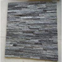 Wholesale Grey Quartzite Waterfall Shape Culture Stone,Outdoor Landscaping Wall Stone Panel,Thin Stone Veneer from china suppliers