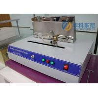 Buy cheap Pro Surface Flammability Lab Test Equipment , Fabric Testing Instruments from wholesalers