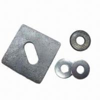 Wholesale Flat Washer with Round or Slotted Holes from china suppliers
