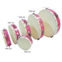 Wholesale Wooden Tambourines from china suppliers