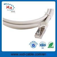 Wholesale Twisted Pairs Products Indoor Shielded SFTP Cat6A Patch Cord Cable from china suppliers