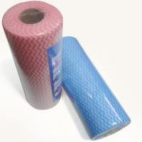 Wholesale Heavy Duty Rayon King Nonwoven Cleaning Wipe Roll for Living Room Wiping from china suppliers