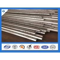 Wholesale 25FT 2.5mm Thick Philippines Standard Hot Dip Galvanized Steel Pole from china suppliers