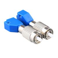 Wholesale OPTOSTAR Single Mode 9/125 to Fiber Optic Hybrid Adapter LC to FC Female to Male from china suppliers