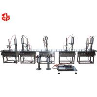 Wholesale Semi Automatic PU Foam Filling Machine , Pneumatic PU Foam Spray Filling Equipment from china suppliers