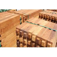 Wholesale 20x90mm light yellow merbau real wood deck flooring from china suppliers